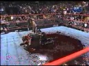 WCW Nitro Vampiro vs Sting First Blood Match