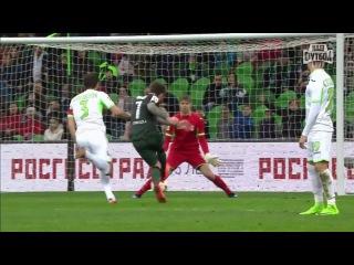 Краснодар - Уфа 0-0. 19.03.17. Обзор матча