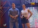 WWE Linda and Vince McMahon Confront Stephanie and Shane McMahon RAW 2001