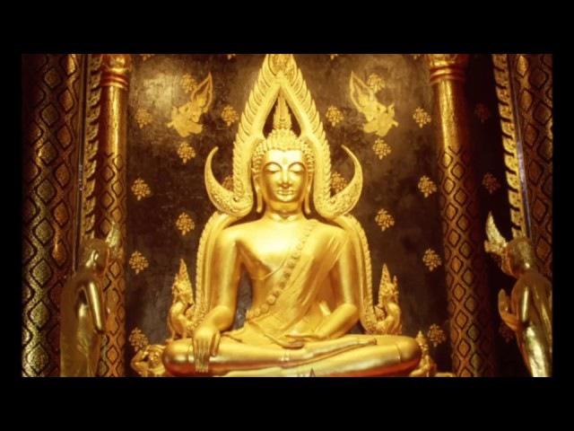 Мантры тайских будистских монахов из Писанулокского монастыря