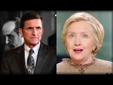 RIGHT AFTER MIKE FLYNN RESIGNED, HILLARY CLINTON SAID SICKEST THING EVER TO HIM