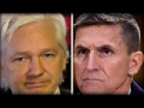 RIGHT AFTER FLYNN'S RESIGNATION, WIKILEAKS ISSUES HUGE STATEMENT THE DEMS WILL HATE