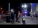Ночные хулиганы - дети у Ривьеры аквапарка