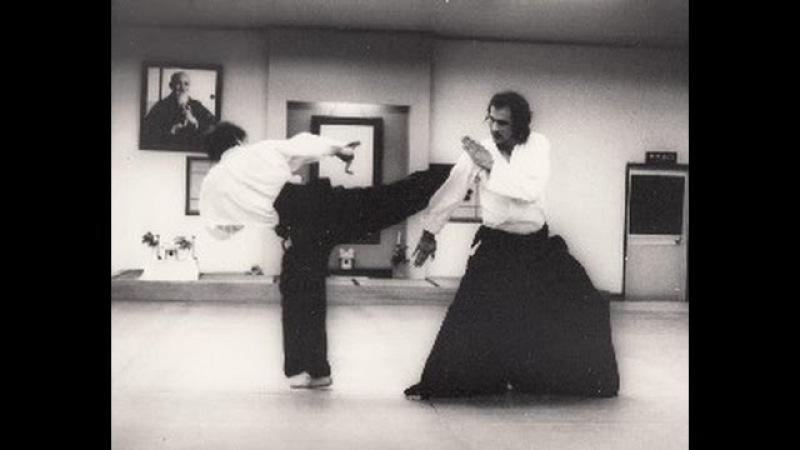 Aikido and its defense from kicks