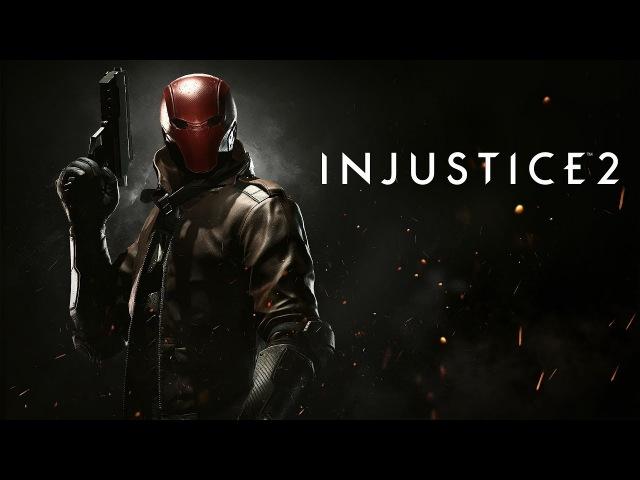Injustice 2 - Red Hood Trailer