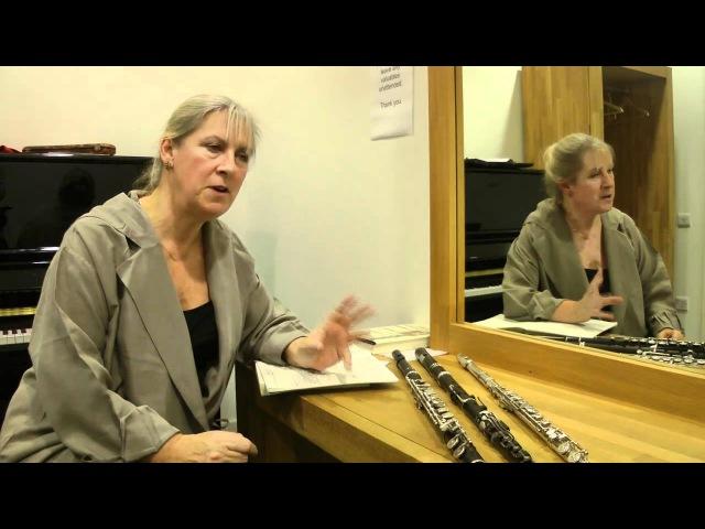 Cylindrical Vs Conical: Lisa Beznosiuk on Flutes, Mahler, Wagner and Liszt