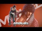 Tekken 7 – Miguel дебютный трейлер (PS4/XONE/PC)