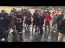 Mitinqdən sonra polis zorakılığı ilə jurnalistlər və fəallar saxlanılıb