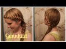 Vikings Inspired Gunnhilds Braids