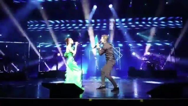 Tini David Bisbal - «Todo es Posible» in Teatro Real [26.07.17] 2
