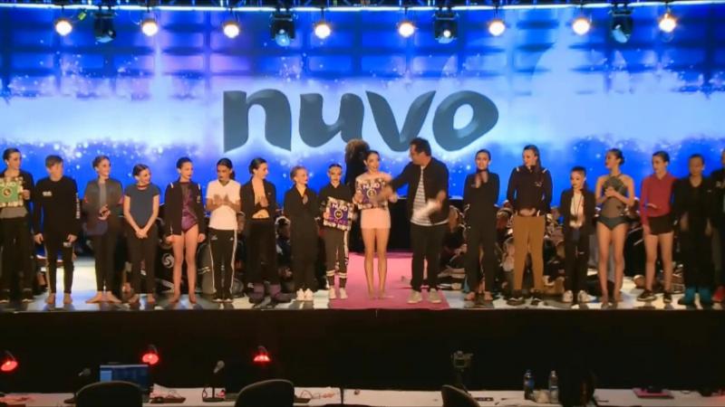 Nubie Mini Junior Solo Awards Nuvo Rochester