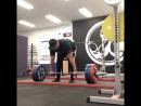 Кемерон МакКензи, тяга 370 кг