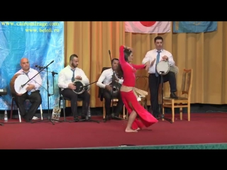 Goncharenko Ekaterina baladi + drum solo at the Festival Cairo Mirage 2016, 4th 4449