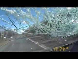 Случай на дороге, Ленинградская область (VHS Video)