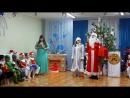 Дід Мороз зі Снігуронькою, гр.№3