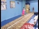 Спортивная гимнастика - турнир памяти В.Барсуковского