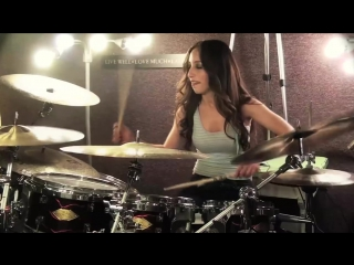 BULLET FOR MY VALENTINE - WAKING THE DEMON - DRUM COVER BY MEYTAL COHEN