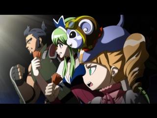 Иксион сага- Иное измерение - Ixion Saga Dimension Transfer 10 серия [Озвучивание- Lonely Dragon Shina]