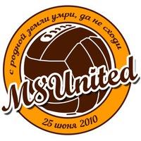 Логотип M8 United (Закрытая группа)