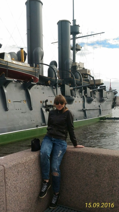 Екатерина Чижанова