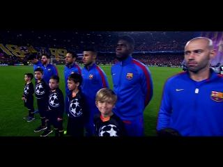 FC Barcelona-Paris Saint-Germain