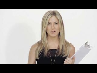 Дженифер Энистон в рекламе воды