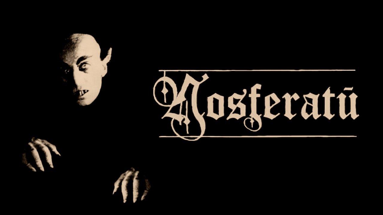 """Носферату - симфония ужаса"""" (1922) Фридриха Мурнау"""