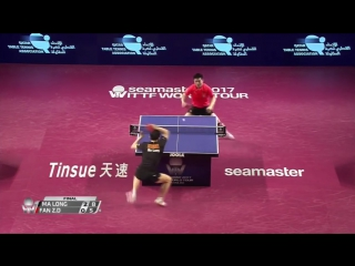 2017 Qatar Open Highlights_ Ma Long vs Fan Zhendong (Final)