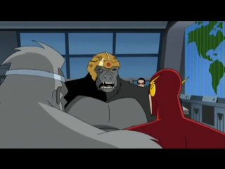 S1e15 - The Brave and the Bold (Part Two)   Justice Leagues / Лига Справедливости - 15 серия, 1 сезон