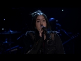 Noah Cyrus ft. Labrinth_ Make Me (Cry) 29 012017 ток-шоу Джимми Фэллона.