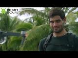 Складной квадрокоптер DJI Mavic Pro