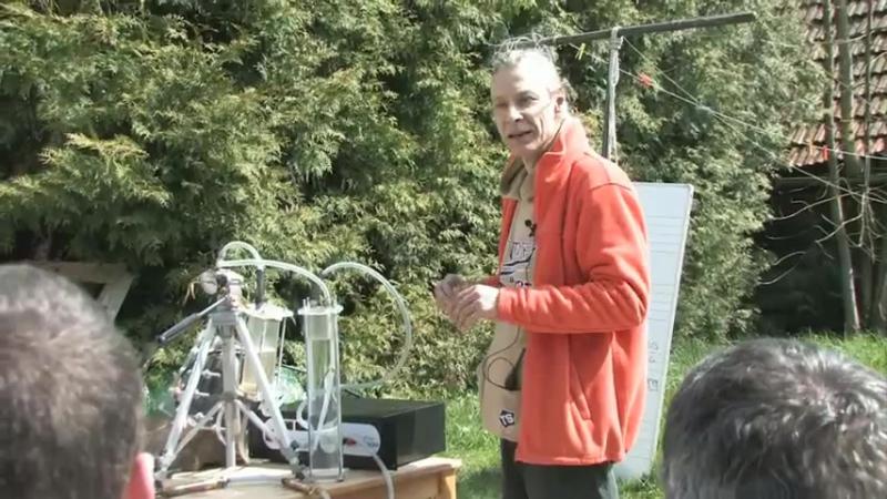 HHO Workshop Teil 2 Heizen mit HHO Gas