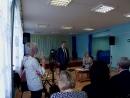 Встреча холмичей с ио губернатора Новгородской области Андреем Никитиным