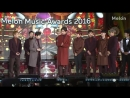 161119 Melon Music Awards 멜론 뮤직어워드 EXO Top 10
