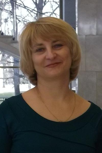 Галина Коркунова