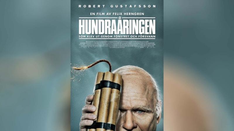 Столетний старик, который вылез в окно и исчез (2013) | Hundra