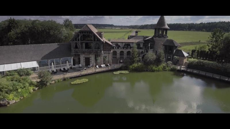 Утончённая свадьба 👰💍🤵в ресторане Жан Реми посёлок Трувиль