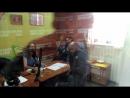 Группа Дежавю превратила студию Радио Комсомольская правда в обезъянник