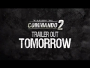 Pulling off the daredevil stunts like a boss Here's Karanvir Dogra for you Commando2TrailerTomorrow