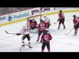 NHL Morning Catch up: Monahan fanned the Flames | February 4, 2017