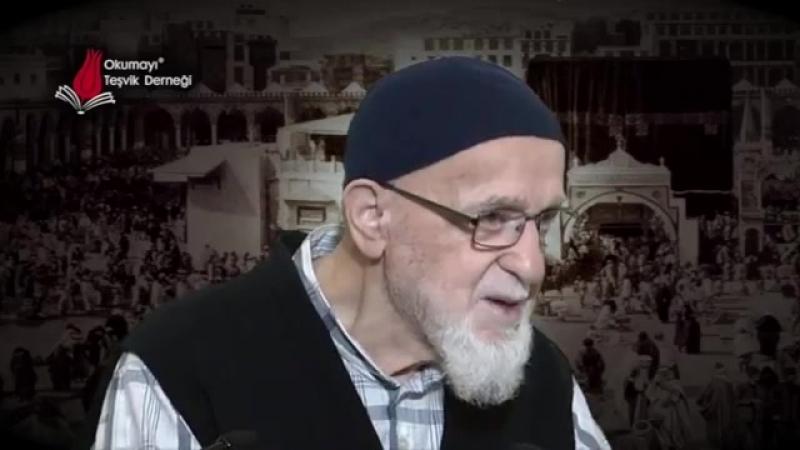 822 - Miraç (Ahmet Tomor Hocaefendi)