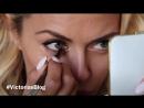 Как сделать глаза больше с помощью макияжа. Виктория Боня