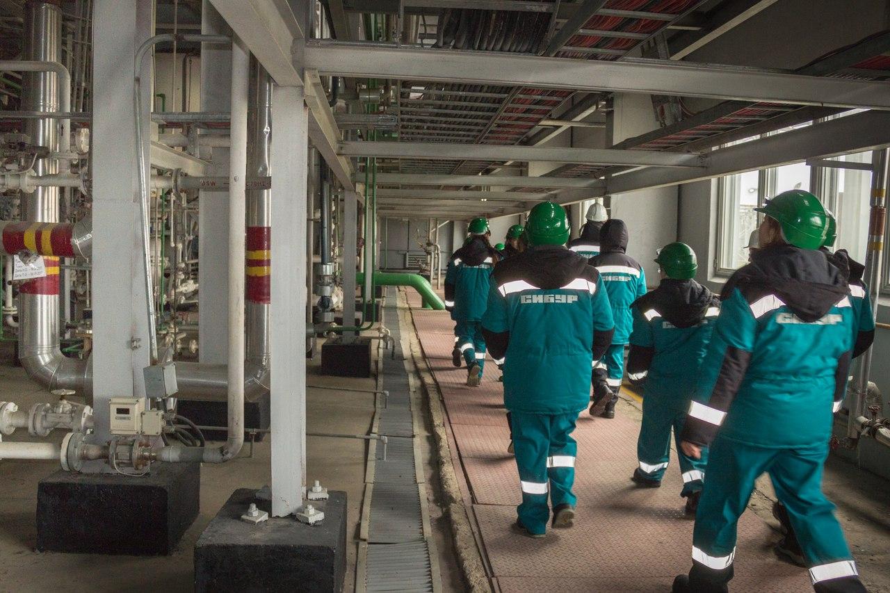 Нефтехимическое производство – завод ПОЛИЭФ