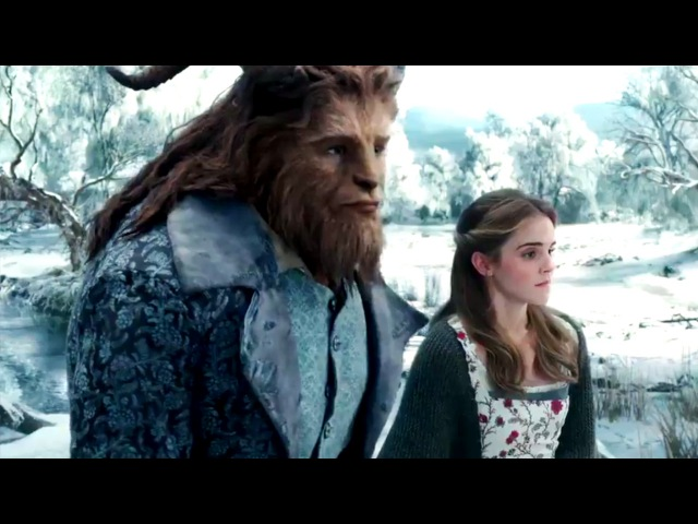BEAUTY AND THE BEAST Promo Clip - Belle Beast (2017) Emma Watson Disney Movie HD