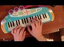 Кавер на самую известную мелодию На что способно детское пианино