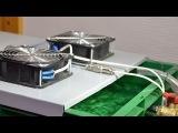 Система увлажнения в инкубаторах серии MultiLife. Автор Борис Кравчик г. Шахты.