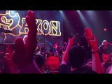 Saxon-Live full concert @ Belasco Theater Los Angeles March 16, 2017