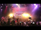Saxon The Grove Anaheim Denim and Leather partial March 18, 2017