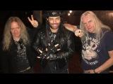 Saxon Biff Byford Interview- New Album Details, Duet,  Nosferatu song, Lemmys death- by Neil Turbin