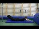 Лодочка - упражнение для мышц живота и не только